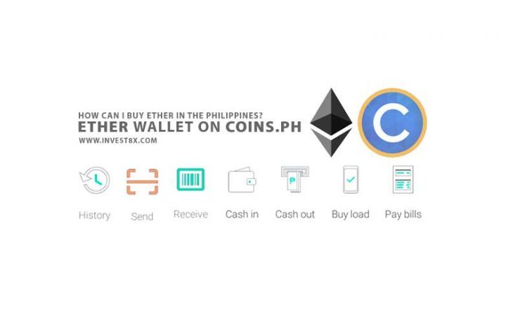 Cryptocurrency: ETH Wallet now available on Coins.ph